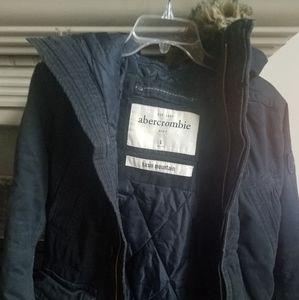 Abercrombie winter coat large